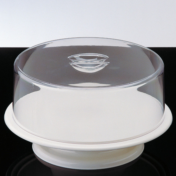 Cake stands, flexible, white