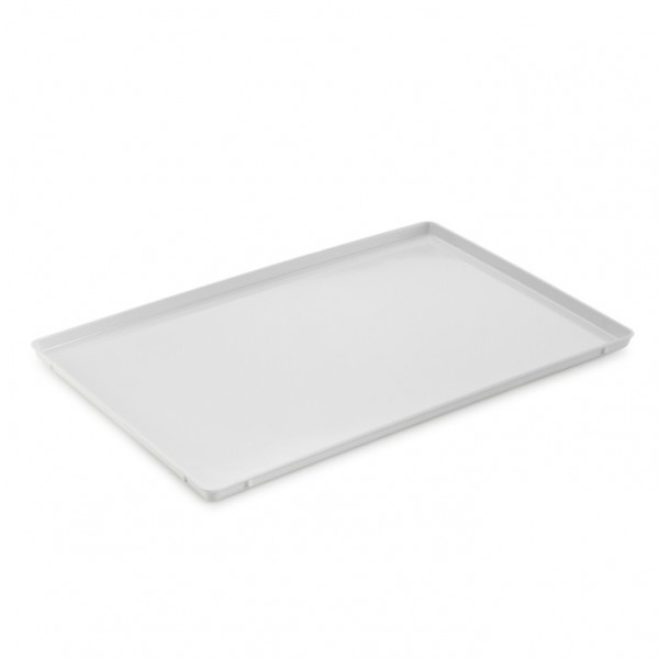 Trays, white, melamine
