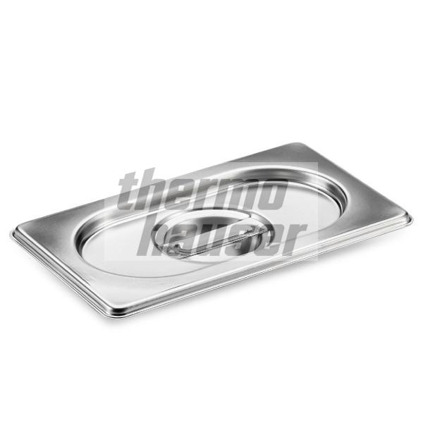 Lid for GN 1/9 containers, stainless steel