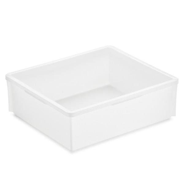 Stapelbehälter 52 x 45 cm, weiß